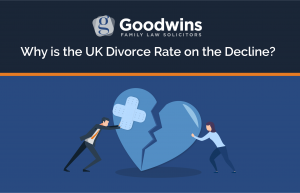 divorce rates in decline title image